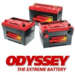 car battery ratings Odyssey