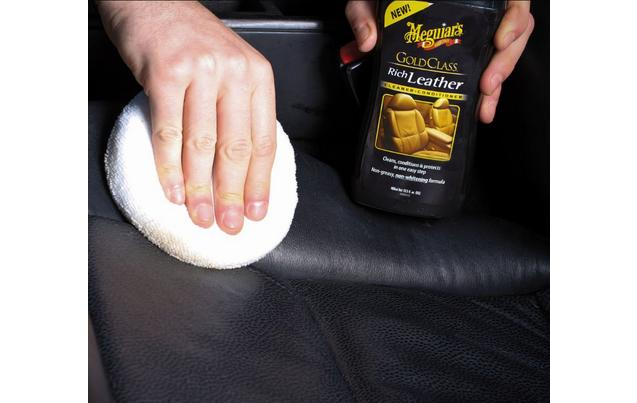 Meguiar Leather Cleaner