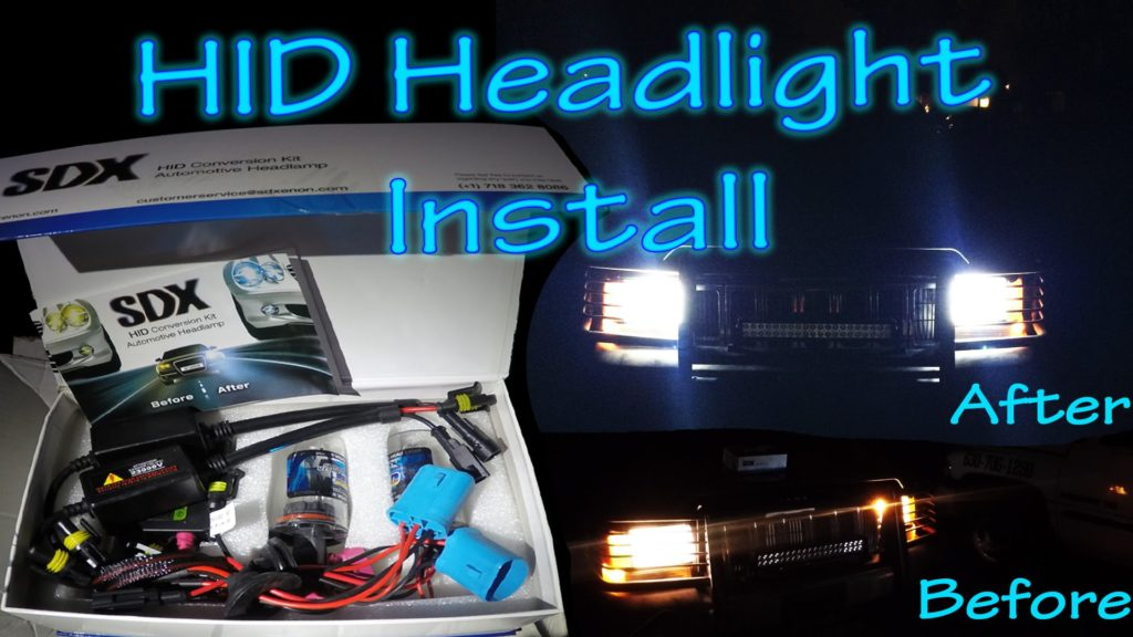 SDX Headlight