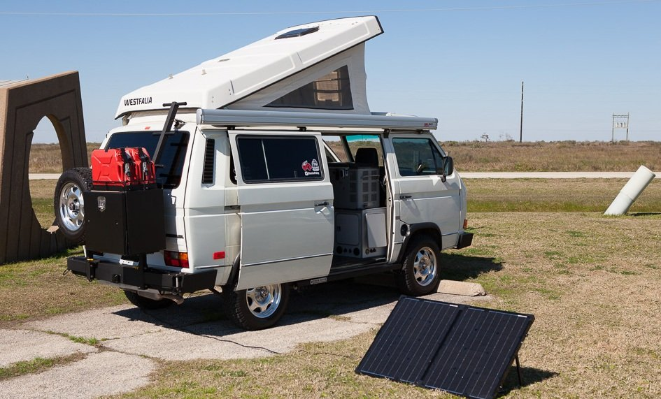 Best Portable Solar Panels For RV reviews