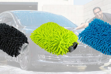 Car Wash Mitts