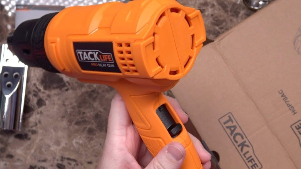 Heat Gun review