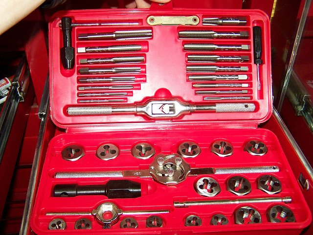 Tap And Die Set review