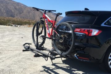 Allen Sports Deluxe Trunk Mountable Bike Rack review
