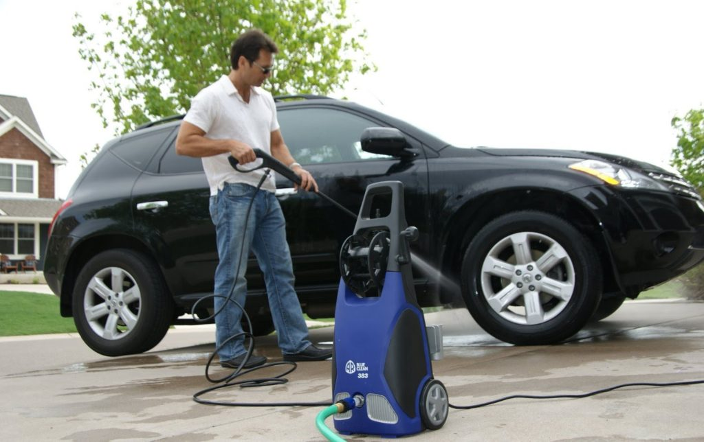 best pressure washer review