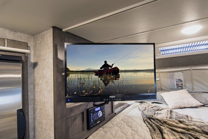 best rv tv