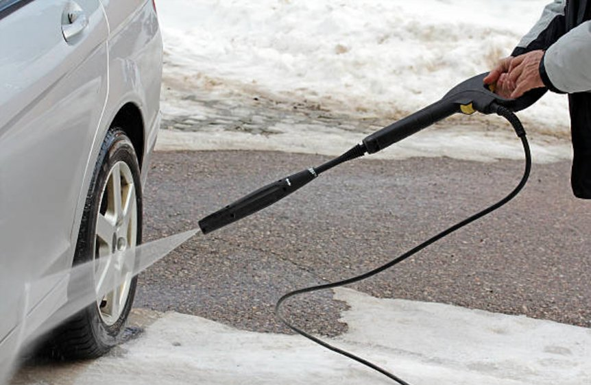 pressure washer review
