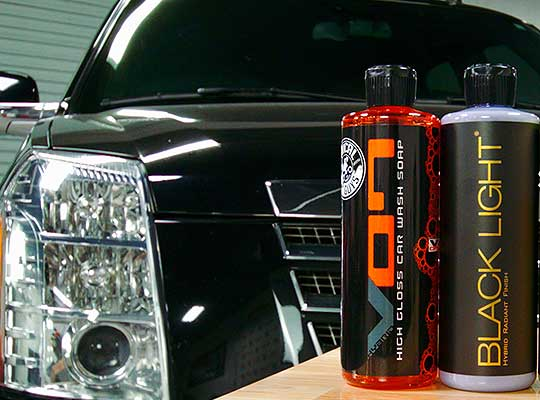 Car Wax For Black Cars review
