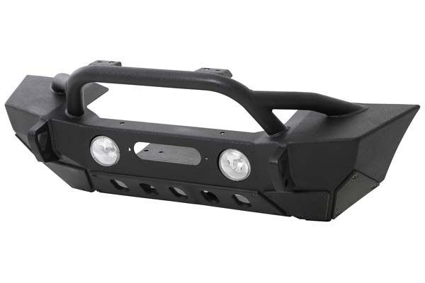 Jeep Bumpers review