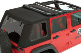 Jeep Soft Tops review