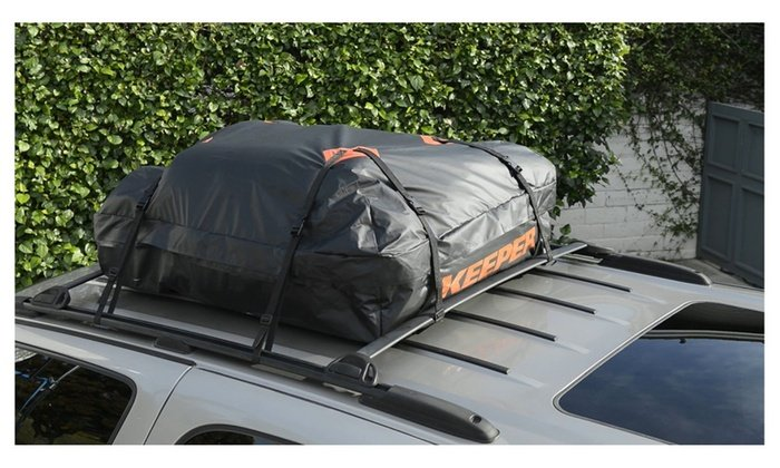 Soft Car Top Carrier Bags reviews