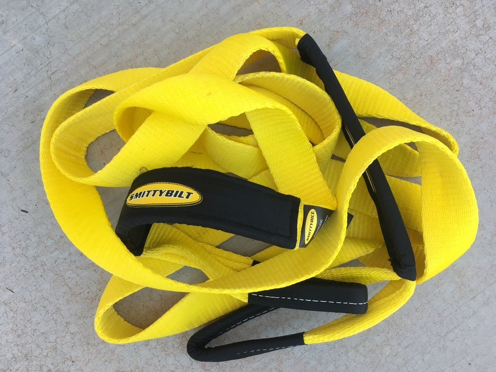 best Tow Recovery Strap
