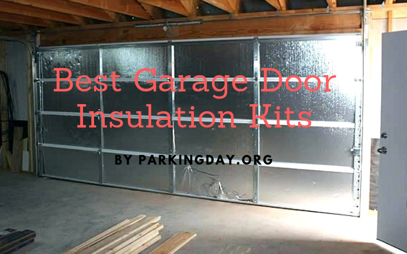 best garage door insulation kits