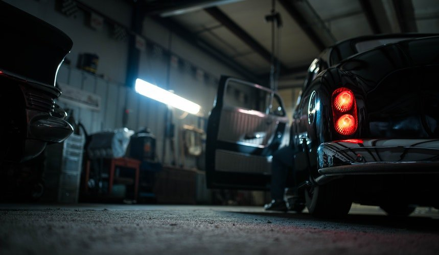 best lighting for garage