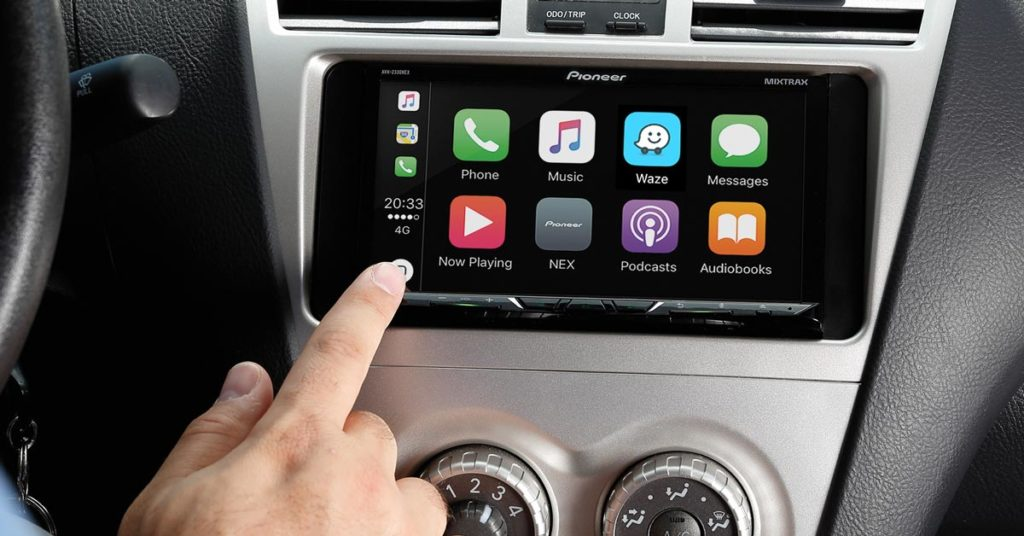 Best Apple Carplay Stereo In 2021 – Top 10 Reviews & Buying Guide