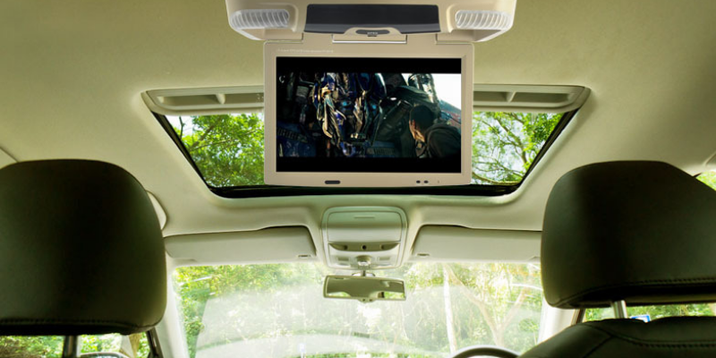 Flip Down Car DVD Players and Monitors Buying Guide