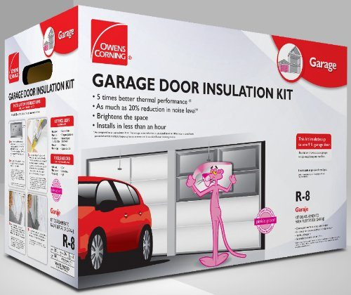 Buying Guide for Garage Insulation Door Kits