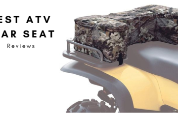 Best ATV Rear Seat