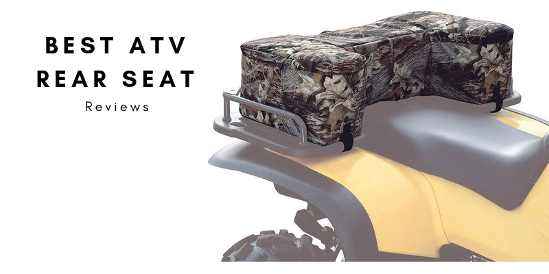 Best Atv Rear Seat Top 7 Reviews Buying Guide