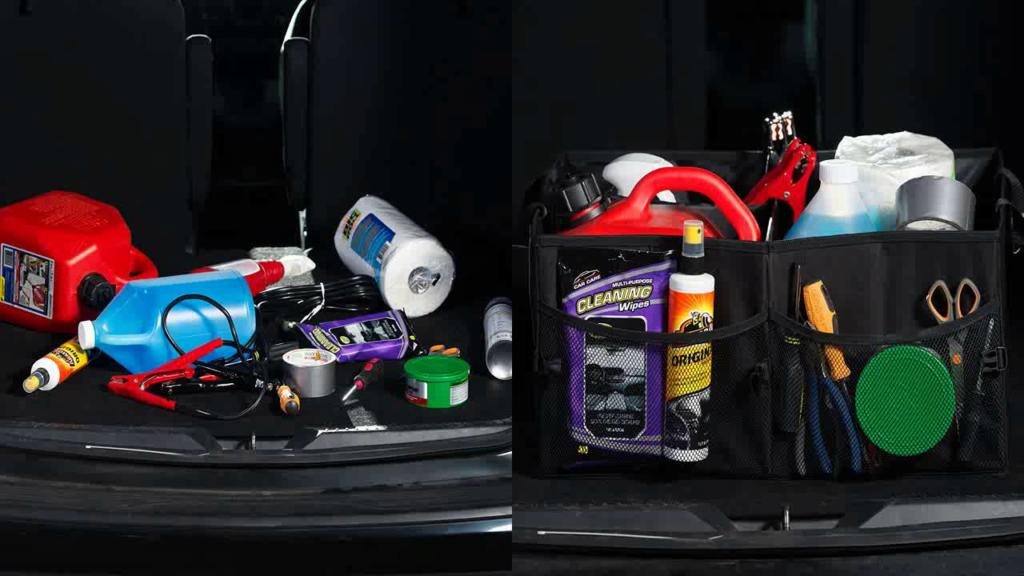 Best Car Trunk Organizers