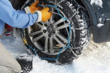 Tire Chains For Snow