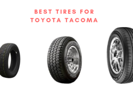 Best Tires For Toyota Tacoma