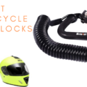 Motorcycle Helmet Locks