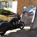 Motorcycle Storage Shed reviews