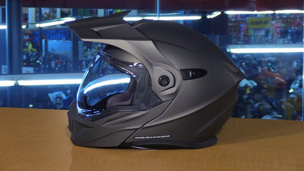 atv helmet review