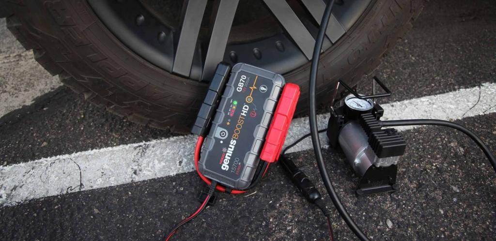 motorcycle jump starters