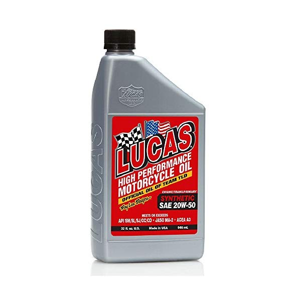 motorcycle oils reviews