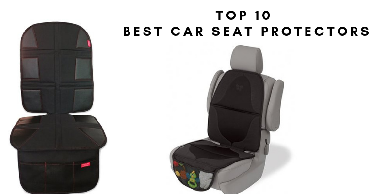 NEW Brica Booster Seat Guardian Auto Seat Protector Dual-Grip