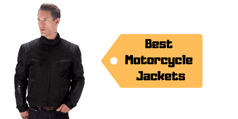 Top 10 Best Motorcycle Jackets For The Money 2021 Reviews