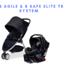 Britax B Agile & B Safe Elite Travel System
