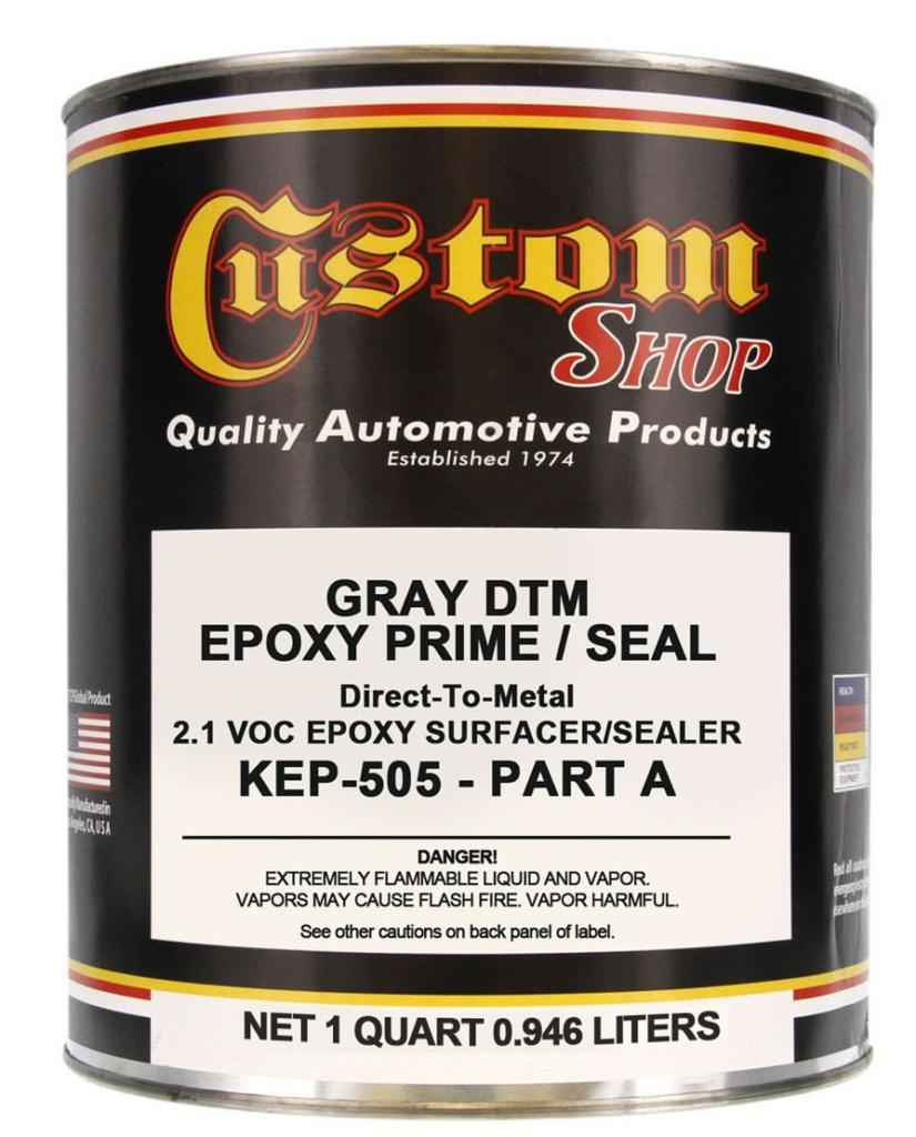 Epoxy Primer review