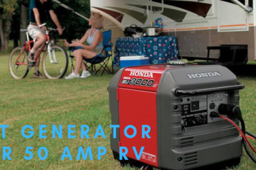 Generator For 50 Amps RV