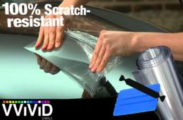 Best Paint Protection Films For Cars