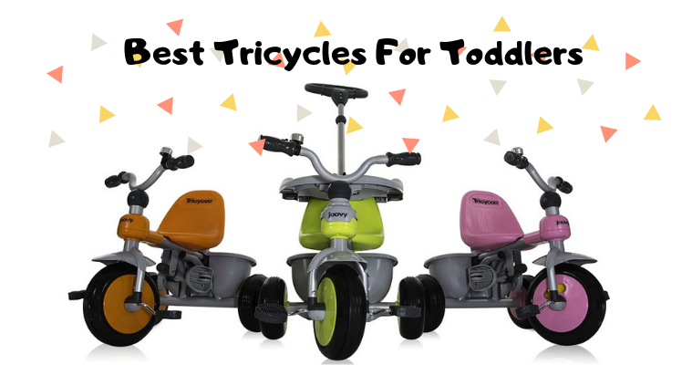 0f7ac50d6d5 Top 10 Best Tricycles For Toddlers In 2019 Reviews