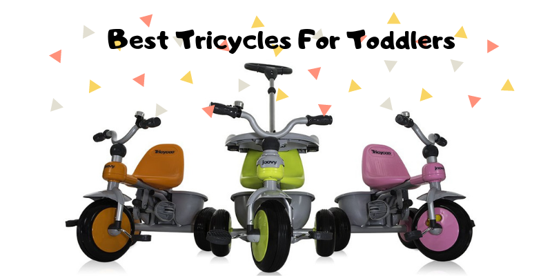 Top 10 Best Tricycles For Toddlers In 2021 Reviews