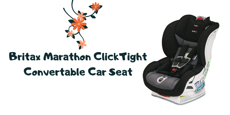 Britax Marathon ClickTight Convertable Car Seat