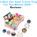 Car Seat Travel Tray
