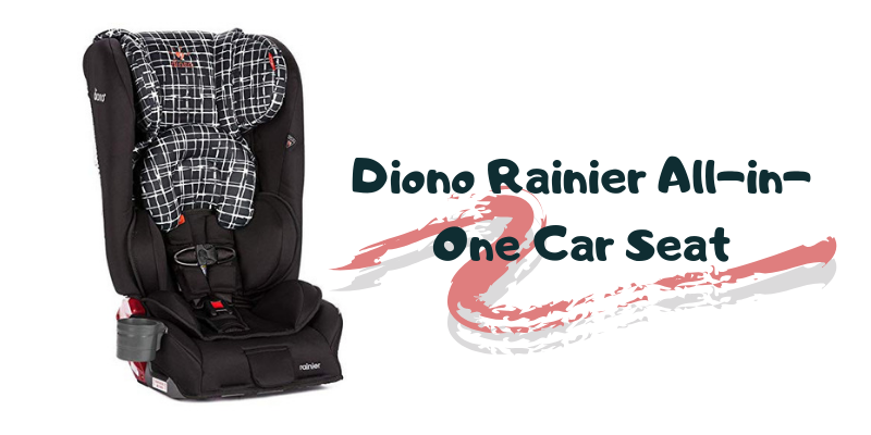 Diono Rainier All-in-One Car Seat