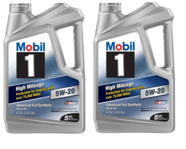 High Mileage Oils review