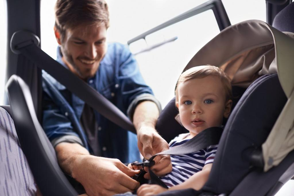 best Car Seats For a 3-Year-Old Child