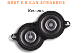 Best 3.5-Car Speakers