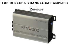 Best 4-Channel Car Amplifier