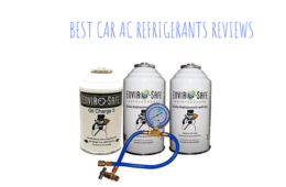 Best Car AC Refrigerants