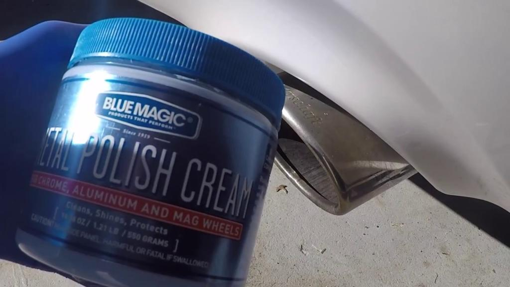 Car Chrome Polish review
