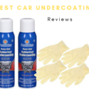 Car Undercoating Spray