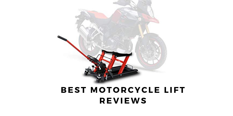 Top 10 Best Motorcycle Lift On The Market 2021 Reviews